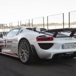 Porsche 918 Spyder Weissach Package : Encore plus extrême ! 2