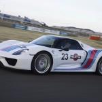 Porsche 918 Spyder Weissach Package : Encore plus extrême ! 3