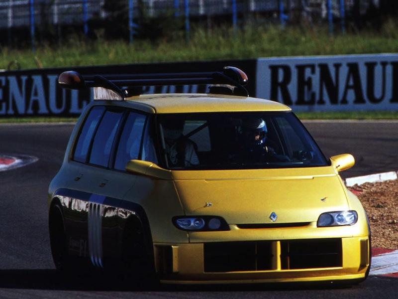 Renault Espace F1 - Familiale très spéciale ! 11