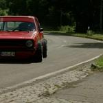 Golf 1 GTI 16v Hillclimb ! Ya pas que les parkings dans la vie !