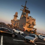 Des Maserati sur un porte-avions ! 3