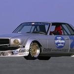 Mercedes AMG 450 SLC – L'oubliée…