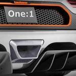 Koenigsegg One:1… La guerre continue !