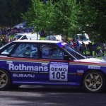 Manx Rally… Le Tourist Trophy mais pour les 4 roues. Grosses paires inside ! 4