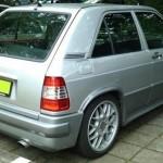 Mercedes 190… City ! Papa Schulz… 2