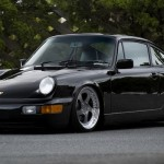 Porsche 964 slam'd et Rotiform ! Porn…! 1