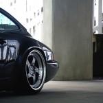 Porsche 964 slam'd et Rotiform ! Porn…! 2