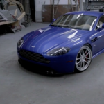 "Vantage S en ADV.1… ""Blue dream"" 2"