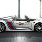 Porsche 918 Spyder Weissach Package : Encore plus extrême !