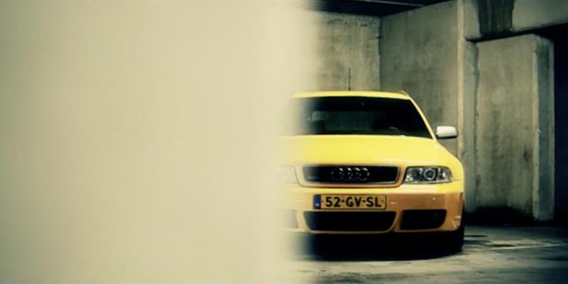 """Audi RS4 """"The Original"""" – Le break de chasse"""