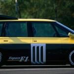 Renault Espace F1 - Familiale très spéciale !