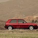 1987 Golf GTI… Et avec un VR6 compresseur ça marche mieux ?