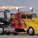 """Jet Truck """"Shockwave"""" ! 36 000 ch… Vous en aurez assez ?!"""