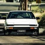 Toyota Corolla Coupé GT AE86… De l'anonymat à la légende !
