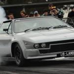 Lamborghini Jalpa… En moins de 11 secondes au 400 m !