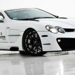 Burnout en SLR RennTech… Trop facile !