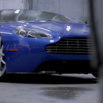 "Vantage S en ADV.1… ""Blue dream"""