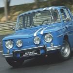 R8 Gordini - L'école de pilotage et de drift…!