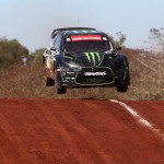 Global Rallycross Highlights 2013 en mode GoPro ! 8