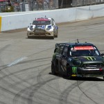 Global Rallycross Highlights 2013 en mode GoPro ! 4