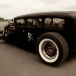 "Hot Rod & Rock'n roll… ""Kustom Kulture"" en onboard"