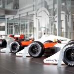 50 années d'histoire de McLaren en 40 secondes… 5
