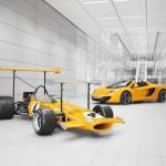 50 années d'histoire de McLaren en 40 secondes… 1