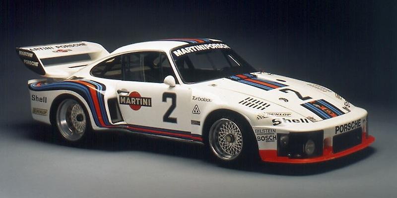 "Porsche 935 ""Moby Dick""… 750 + dans une 911 !"