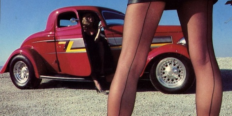 A fond : ZZ Top – «Gimme all your lovin' «
