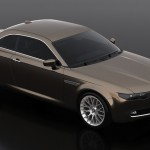 BMW 2000 CS E9 : Ré-interprétation... 8
