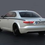 BMW 2000 CS E9 : Ré-interprétation... 17