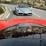LaFerrari & Enzo… French Riviera en V12 Majeur !