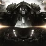 Voici la nouvelle Batmobile !