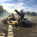 Super Kart 250 Onboard : L'Ile de Man… Terrifiant !