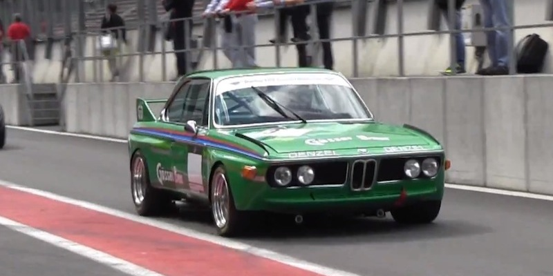 BMW 3.0 CSL Alpina… Il fut un temps !