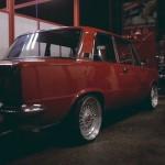 Fiat 125 Hybride… Berline passée en coupé, swappée V6 R32 !