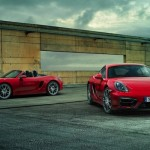 "Porsche Cayman & Boxster GTS : ""The Committee"""