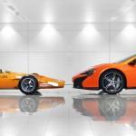 50 années d'histoire de McLaren en 40 secondes…