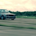 BMW 340i… E30 ! Si, si, ça passe !