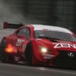 Lexus RC-F GT500 – La nouvelle arme du Super GT
