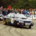 Subaru Impreza… L'époque ou la reine des rallyes, c'était elle ! 9