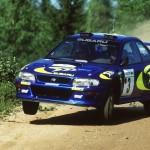 Subaru Impreza… L'époque ou la reine des rallyes, c'était elle ! 1