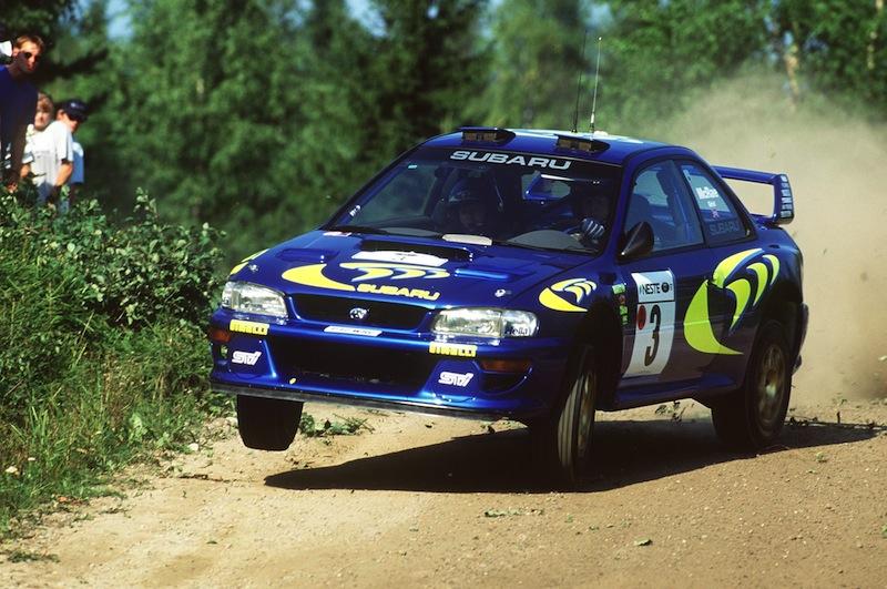 Subaru Impreza L 233 Poque Ou La Reine Des Rallyes C 233 Tait