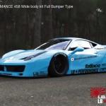 """Ferrari 458 """"Liberty Walk"""" - Violence oculaire 21"""