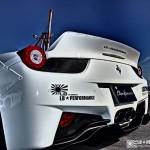 """Ferrari 458 """"Liberty Walk"""" - Violence oculaire 12"""