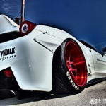 """Ferrari 458 """"Liberty Walk"""" - Violence oculaire 11"""