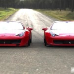 """Ferrari 458 """"Liberty Walk"""" - Violence oculaire 29"""