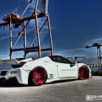 """Ferrari 458 """"Liberty Walk"""" - Violence oculaire 10"""