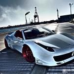 """Ferrari 458 """"Liberty Walk"""" - Violence oculaire 8"""