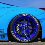 """Ferrari 458 """"Liberty Walk"""" - Violence oculaire 5"""